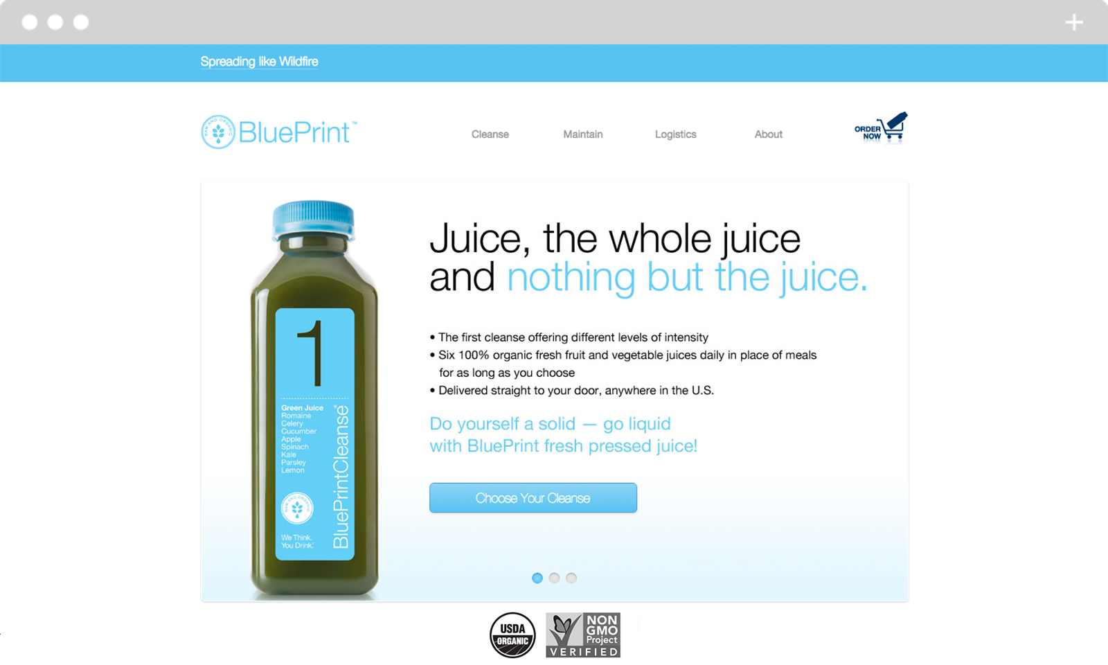 Blueprint kernlead blueprint cleanse is now ranked 1 for competitive search terms such as juice cleanse and 2 for cleanse and detox cleanse malvernweather Image collections